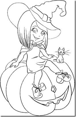 brujas halloween blogcolorear (22)