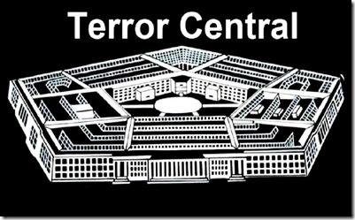 Pentagon Terror Central