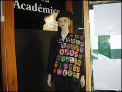 traje académico