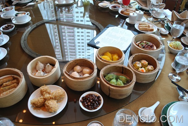Xin Tian Di Restaurant Dim Sum Buffet unlimited 23
