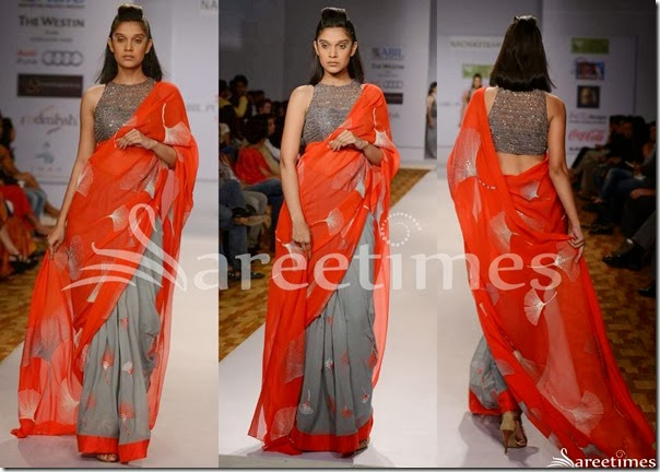 Nachiket_Barve_Half_and_Half_Saree