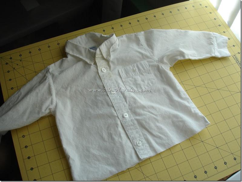 Always Tucked Little Boy's Dress Shirt2