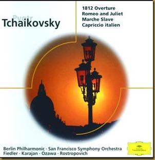 Tchaikovsky Romeo Ozawa