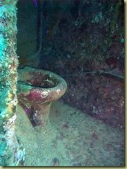 Ship's Toilet