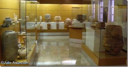 Museo de Prehistoria de Valencia - Sala ibera