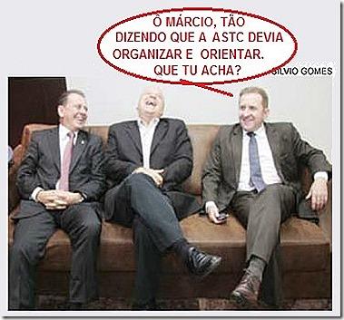 ASTC-Marcio gargalha Ponticelli ri