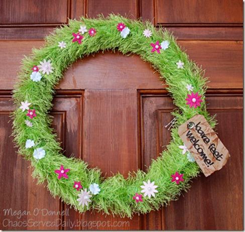 grass-wreath