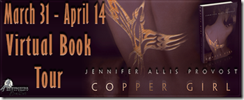 Copper Girl Banner 450 x 169
