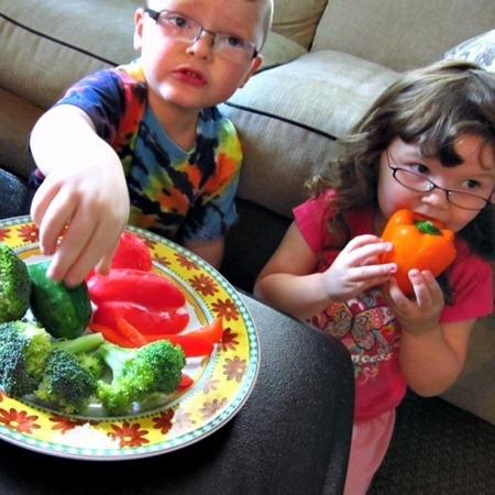 Copy-Kids Vegetables Review 1