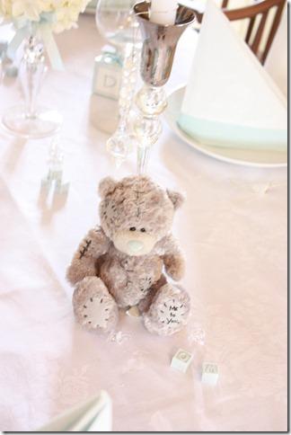 barnedåp inspirasjon baby gutt blå borddekking blomster IMG_2519