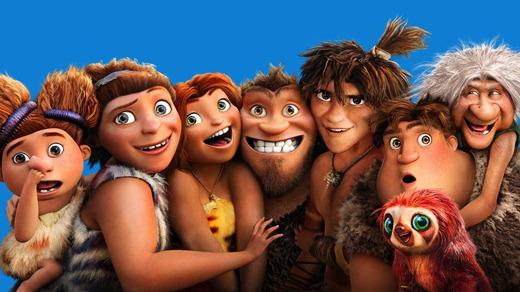 Los Croods Una aventura prehistórica-La película - The movie
