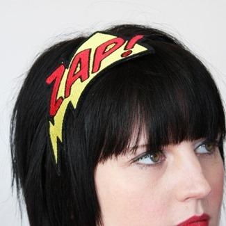 JanineBasil - ZAP Headband