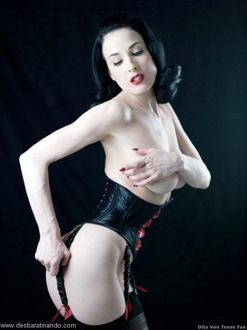 dita von teese linda sensual sexy sedutora desbaratinando (111)