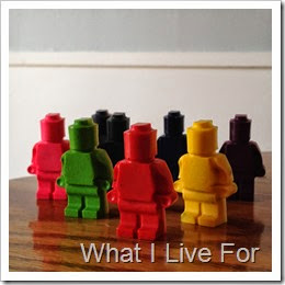 DIY Lego Crayons @ whatilivefor.net