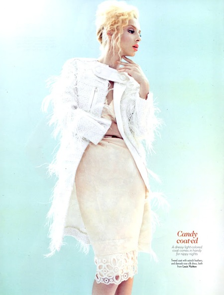 Alisa Sazonova Look Magazine March-April 2012 03