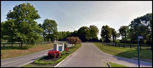 00c - Kentucky Horse Park Campground Entrance