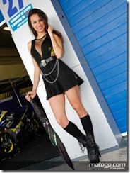 Paddock Girls Gran Premio bwin de Espana  29 April  2012 Jerez  Spain (16)
