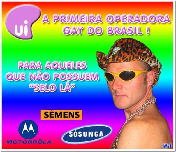 Ui, a primeira operado gay do Brasil