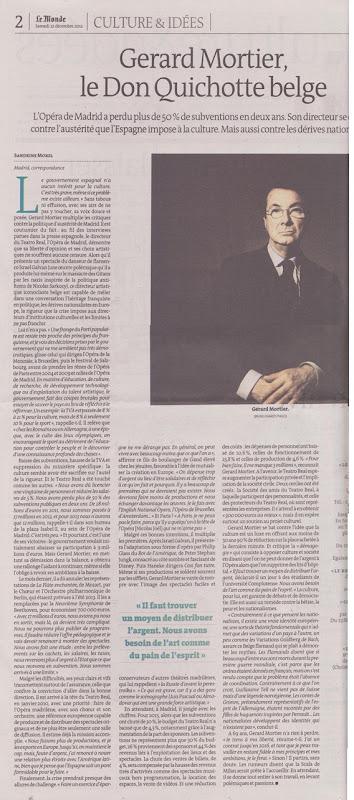 Sandrina Morel contunha dins Le Monde