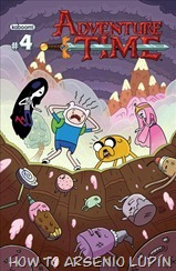 P00005 - Hora de Aventura Comic #4