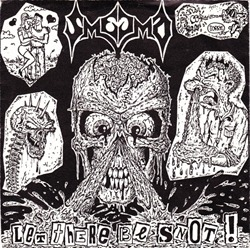 Agathocles_(Untitled)_&_Smegma_(Let_There_Be_Snot!)_Split_7''_sm_front