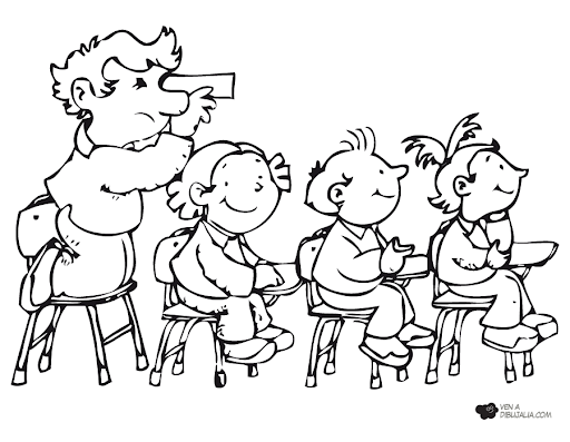 Dibujos Dia del Alumno | Manualidades InfantilesManualidades ...