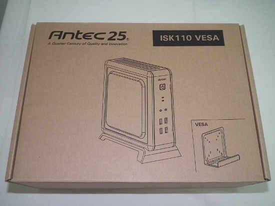 Caja Antec ISK 110 Vesa