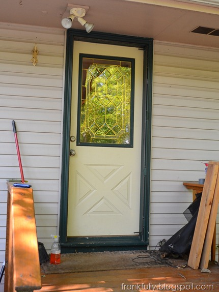 door before