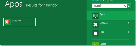 Shutdown Windows 8 From Desktop  App To Shutdown Windows 8 _8