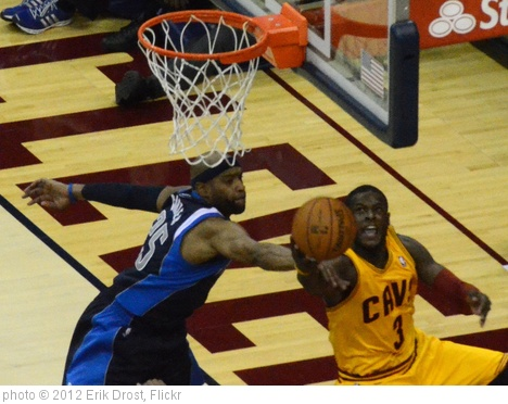'Dion Waiters Reverse Layup' photo (c) 2012, Erik Drost - license: http://creativecommons.org/licenses/by/2.0/