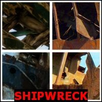 SHIPWRECK- Whats The Word Answers