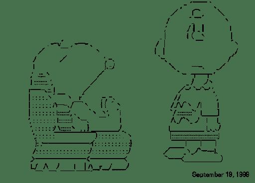おすわり 4/4 (スヌーピー)