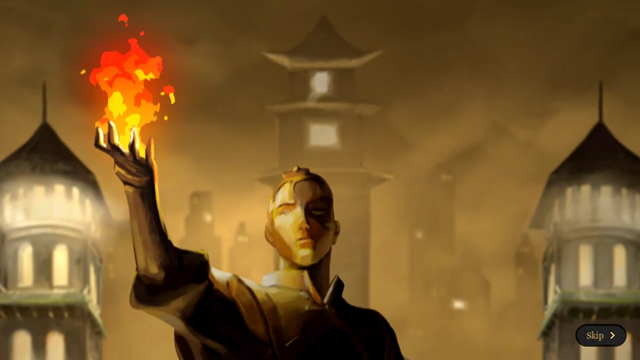 Firelord Zuko Statue 烈火君 蘇科雕像