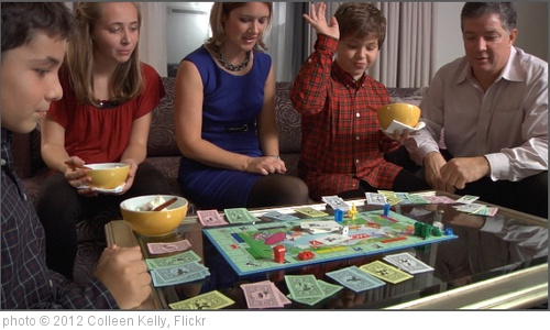 'Kids Playing Monopoly Chicago' photo (c) 2012, Colleen Kelly - license: http://creativecommons.org/licenses/by/2.0/