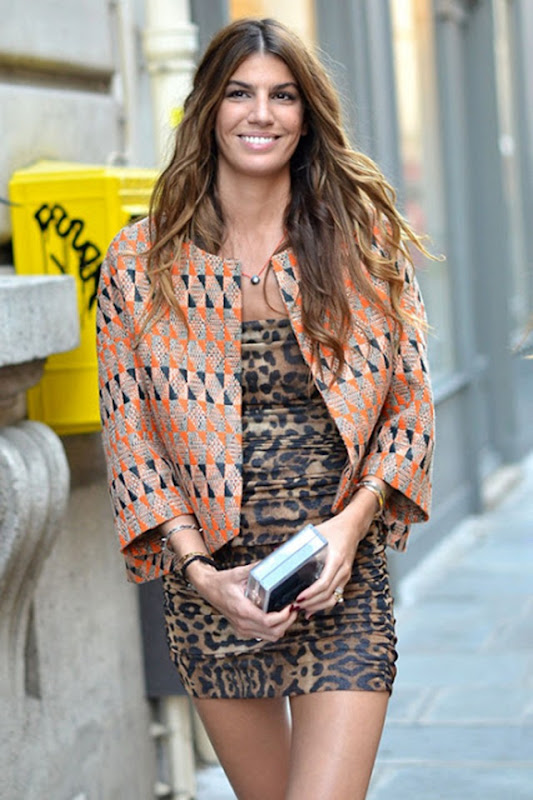 It girl: Bianca Brandolini