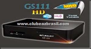 Atualização GlobalSAT GS111 v1.84