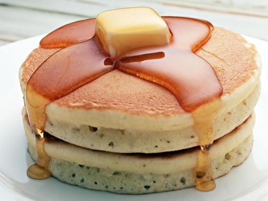 pancak  es