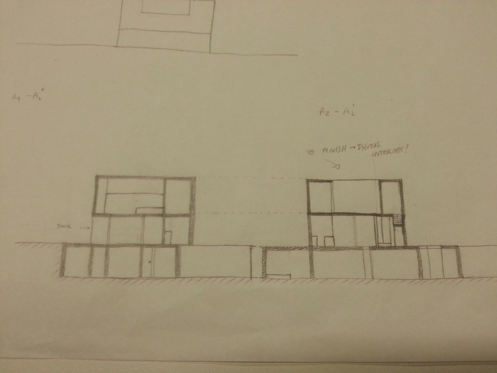 Lucas chung leiria house by aires mateus architects for House in leiria aires mateus