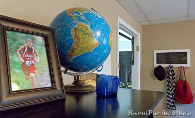 family room globe