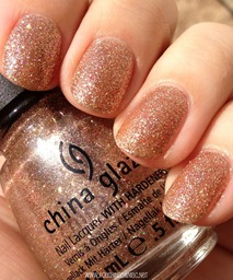 China Glaze Champagne Kisses 6