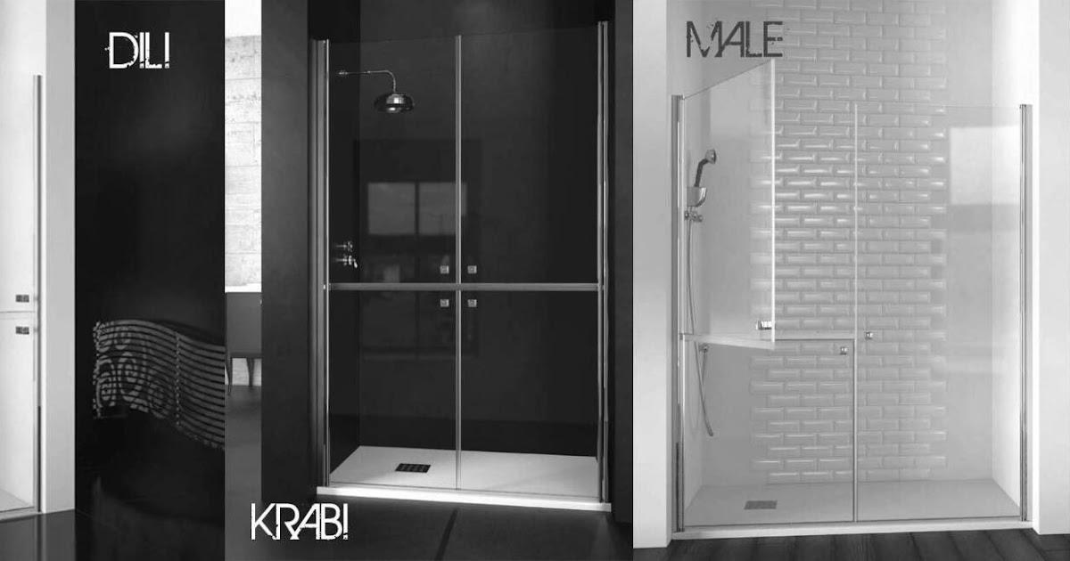El blog del ba o mamparas adaptadas para ba os - Mamparas doccia catalogo ...