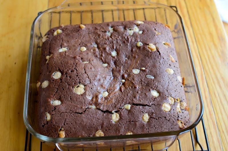 gluten free brownies-19080