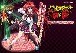 Hình Ảnh High School DxD New OVA
