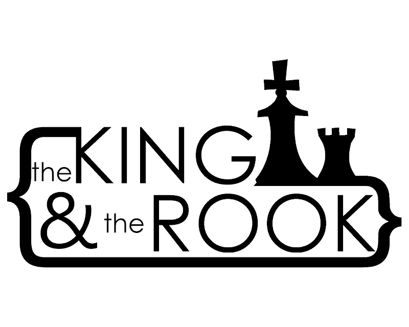 The King & The Rook Band Logo by ALLONS-Y KIMBERLY