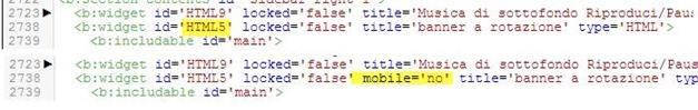 nascondere-widget-versione-mobile