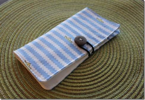 boat tea wallet