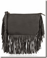 Finds En Shalla Fringed Leather Clutch