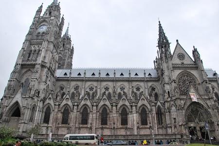 Obiective turistice Ecuador: Quito