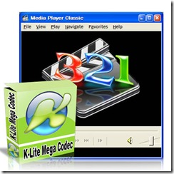 K-Lite Mega Codec Pack 3.95