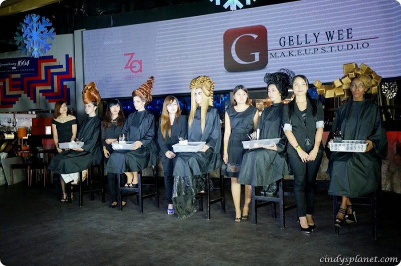 gelly wee makeup3